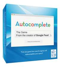 Hook, J: Autocomplete: The Game