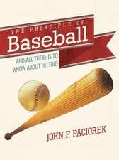 The Principle of Baseball