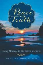 Peace in Truth