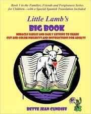Little Lamb's Big Book