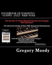 Handbook of Harmony - Gospel - Jazz - R&B -Soul