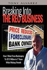 Breaking Into the Reo Business