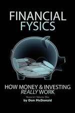 Financial Fysics