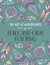 Peace and Calm Coloring