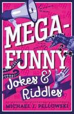 Mega Funny Jokes & Riddles