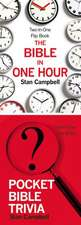 The Bible in One Hour & Pocket Bible Trivia
