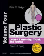 Plastic Surgery: Volume 4: Trunk and Lower Extremity
