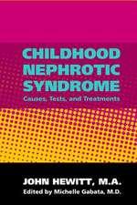 Childhood Nephrotic Syndrome