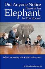 Did Anyone Notice There Is an Elephant in the Room