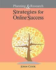 Planning & Research Strategies for Online Success