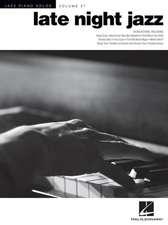 Jazz Piano Solos Volume 27