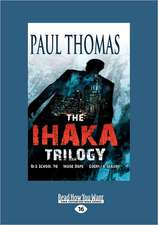 The Ihaka Trilogy Vol 1 (Large Print 16pt)
