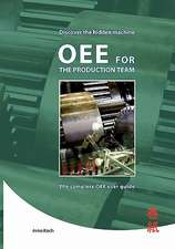 Oee for the Productionteam