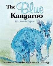 The Blue Kangaroo