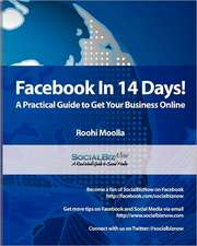 Facebook in 14 Days! a Practical Guide to Get Your Business Online
