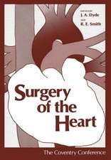 Surgery of the Heart: The Coventry Conference