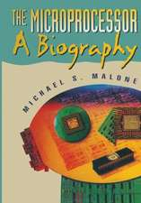 The Microprocessor: A Biography