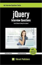 Jquery Interview Questions You'll Most Likely Be Asked:  The Specter of War