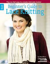 Beginner's Guide to Lace Knitting