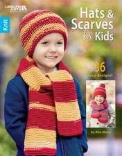 Knit Hats & Scarves for Kids