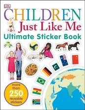 Children Just Like Me, Ultimate Sticker Book
