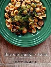 Beyond the Red Sauce