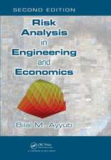 Risk Analysis in Engineering and Economics, Second Edition:  Research Trends and Applications