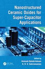 Nanostructured Ceramic Oxides for Supercapacitor Applications