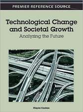 Technological Change and Societal Growth