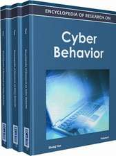 Encyclopedia of Cyber Behavior Set