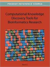 Computational Knowledge Discovery for Bioinformatics Research