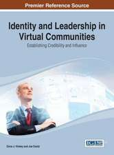 Identity and Leadership in Virtual Communities