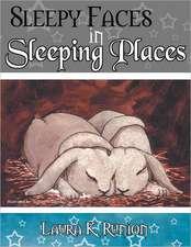 Sleepy Faces in Sleeping Places