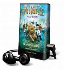 Spirit Animals, Book One: Wild Born