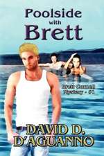 Poolside with Brett