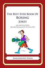 The Best Ever Book of Boxing Jokes