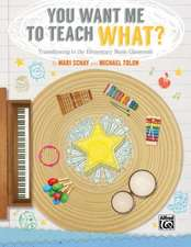 You Want Me to Teach What?:  Transitioning to the Elementary Music Classroom