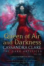 The Queen of Air and Darkness
