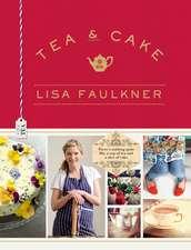 Tea and Cake with Lisa Faulkner