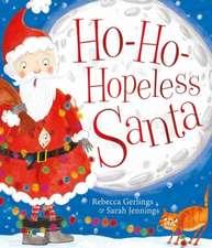 Ho-Ho-Hopeless Santa