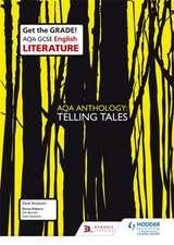 AQA GCSE English Literature Set Text Teacher Guide: AQA Anthology: Telling Tales