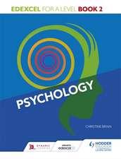 Edexcel Psychology for A Level Book 2