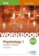 OCR Psychology for A Level Workbook 1