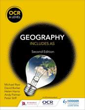 OCR A Level Geography
