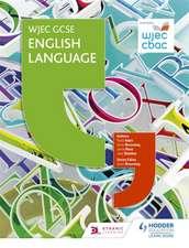 WJEC GCSE English Language