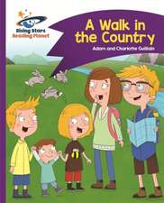 Reading Planet - A Walk in the Country - Purple: Comet Street Kids