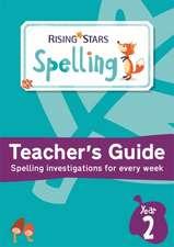 Rising Stars Spelling Year 2