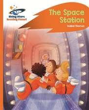 Reading Planet - Space Station - Orange: Rocket Phonics
