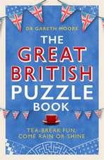 Great British Puzzle Book