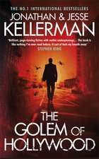 Kellerman, J: Golem of Hollywood